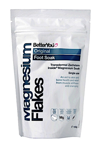 BetterYou Magnesium Flakes Original 1000 GR