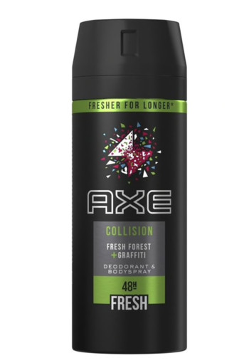 AXE Deodorant spray fresh forest & graffiti (150 ml)