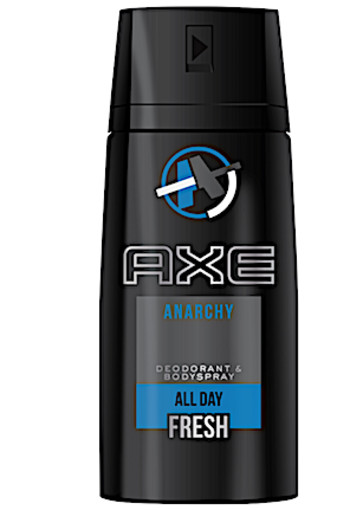 AXE Deodorant spray anarchy for him (150 ml)