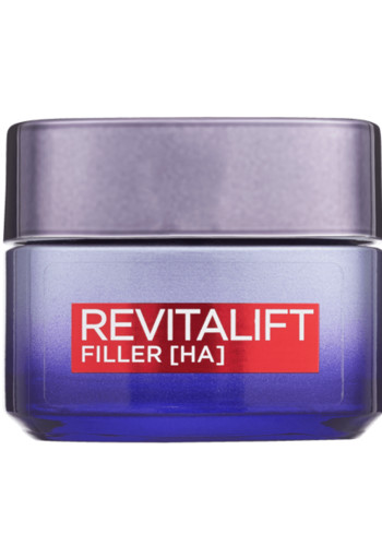 L'Oréal Paris Revitalift Filler [HA] Anti-Veroudering Volumegevende Verzorging Nacht 50 ml
