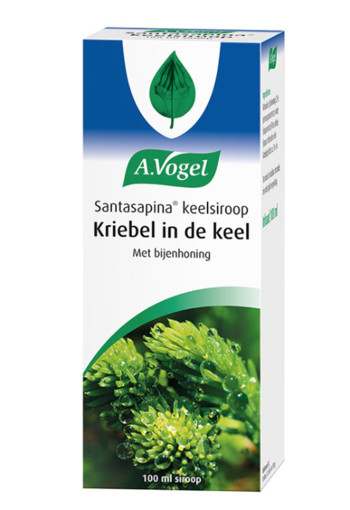 A Vogel Santasapina siroop (100 ml)