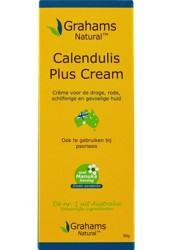 Grahams Calendulis plus cream (50 gram)