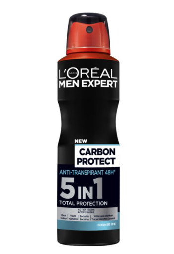Loreal Men expert deo spray carbon protect (150 ml)