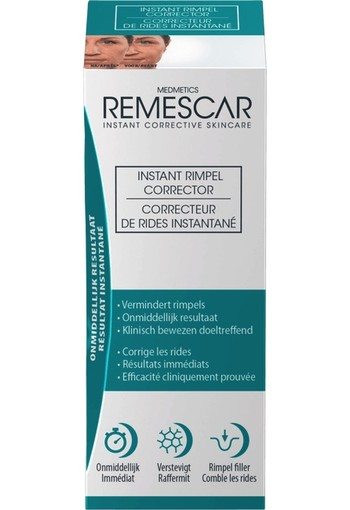 Remescar Instant Wrinkle Corrector 8 ml