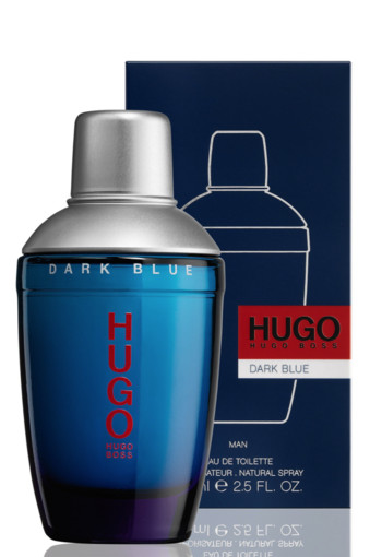 Hugo Boss Dark Blue 75 ml - Eau de Toilette - Herenparfum