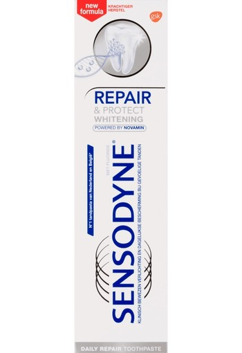 Sensodyne Tandpasta repair protect whitening (75 ml)