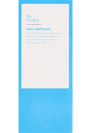 Etos 24H Hydra Face Ampoules 7 ml