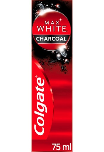 Colgate Max White Tandpasta Charcoal 75 ml