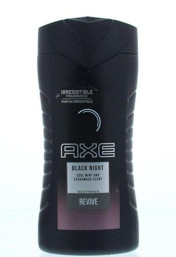 AXE Showergel black night (250 ml)
