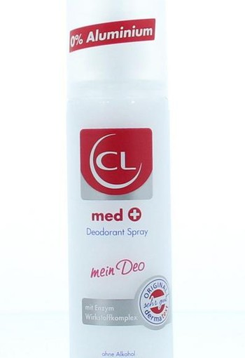 CL Cosline Red line med deo spray verstuiver (75 ml)