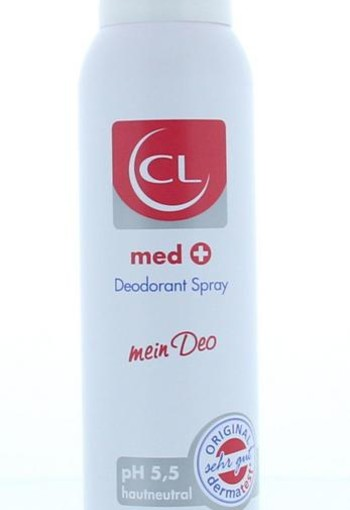 CL Cosline Red line med deo spray (150 ml)