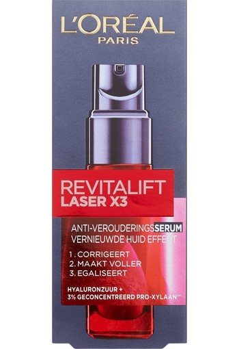 Loreal Revitalift X3 laser serum (30 ml)