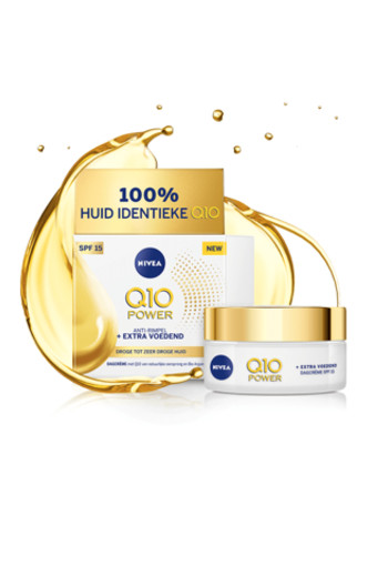 Nivea Q10 Power dagcreme extra voedend (50 ml)