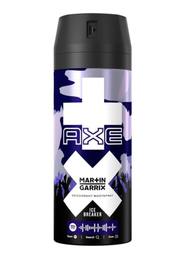AXE Deodorant bodyspray Martin Garrix (150 ml)