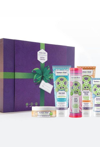 Human+Kind Ultimate collection giftset vegan (1 set)