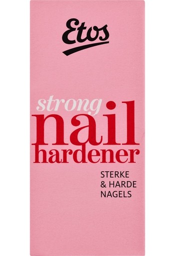 Etos Nailcare Nailhardener Strong 10 ml