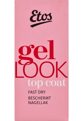 Etos Gel Look Topcoat 10 ml