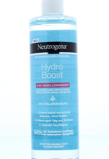Neutrogena Hydra boost micellair water (400 ml)