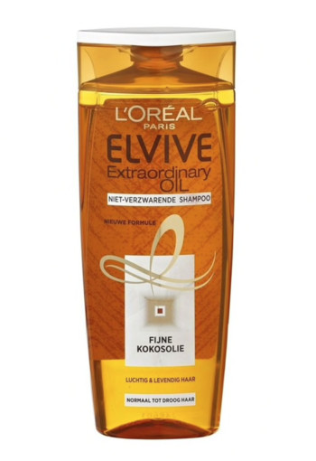 Loreal Elvive shampoo extraordinary oil kokos (250 ml)