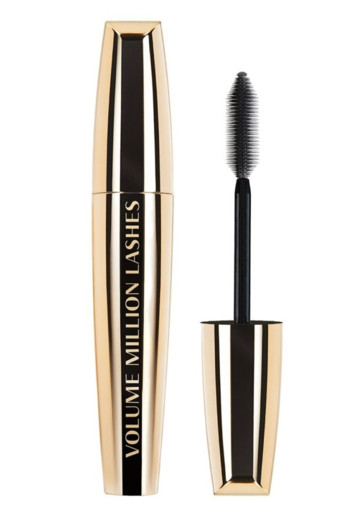 Loreal Mascara volume million lashes zwart (1 stuks)
