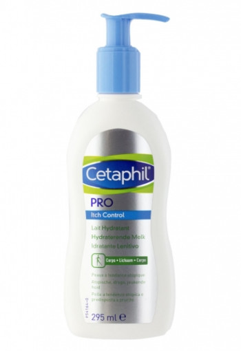Cetaphil Pro Itch Control hydraterende melk (295 ml)