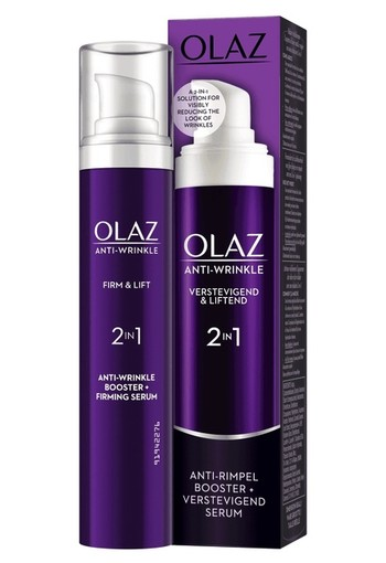 Olaz Anti-Rimpel Verstevigend & Liftend 2in1 Dagcrème & Serum