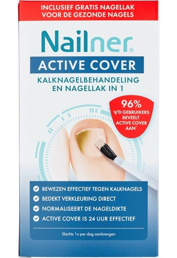 Nailner Active Cover 27.2 gram