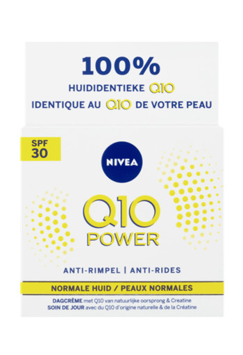 NIVEA Q10 Power 35+ Anti-Rimpel Dagcrème - SPF30-50 ml