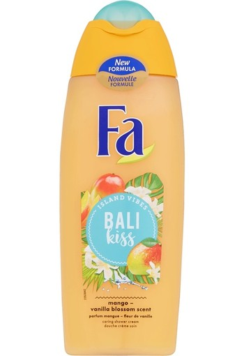 FA Douche gel Bali kiss (250 ml)