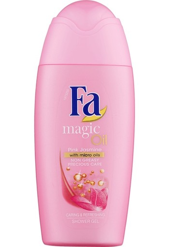 FA Douchegel magic oil pink jasmine (50 ml)
