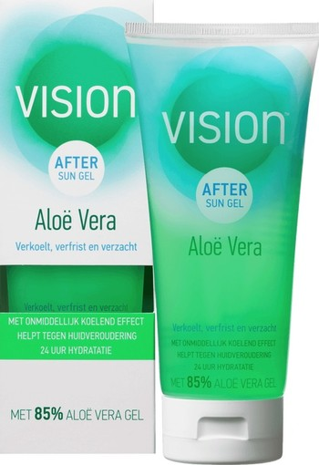 Vision After Sun Aloe Vera Gel 200 ml