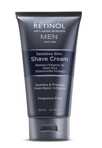 Retinol Men shaving cream (120 ml)