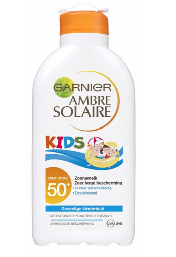 Garnier Ambre solaire kids milk factor SPF50+ 200 ml