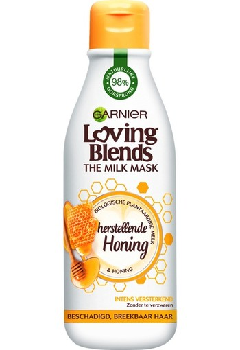 Loving Blends Hair Milk Miel 250 ml