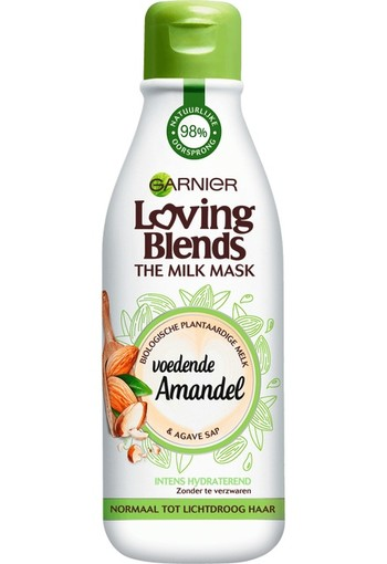 Loving Blends Hair Milk Amandes 250 ml