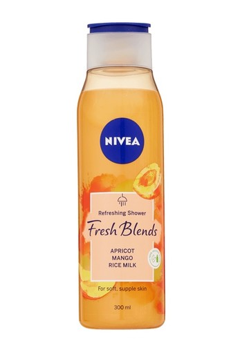 Nivea Douche Fresh Blends Apricot 300 ml
