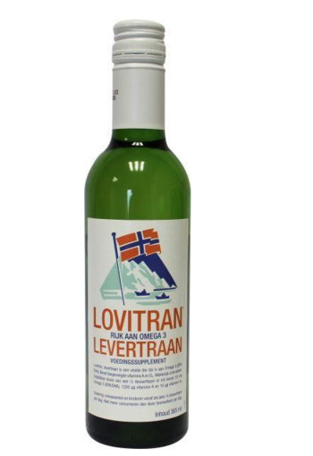 Lovitran Lovitran levertraan (365 ml)