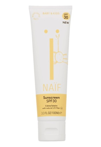 Naif Sunscreen baby & kids SPF30 100 ml