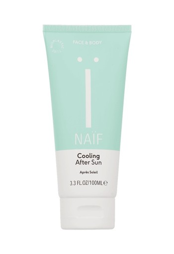NAÏF Cooling Aftersun - 100ml