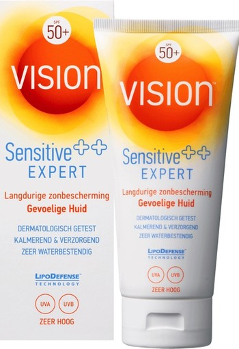 Vision High sensitive SPF50+ 185 ml