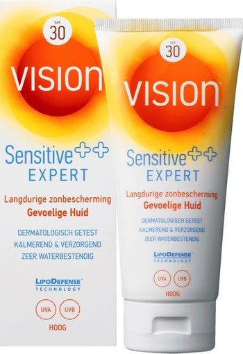Vision High sensitive SPF30 185 ml