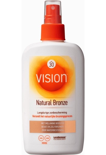 Vision Medium nat bronze SPF30 185 ml
