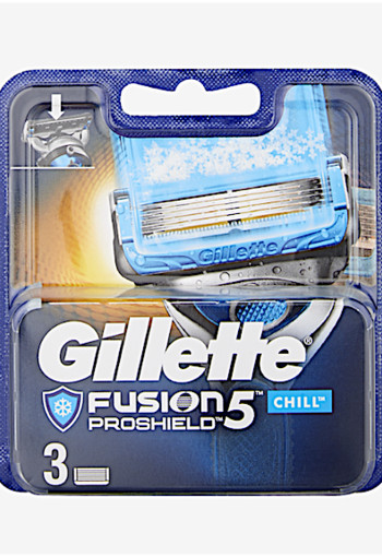 GILLETTE® FUSION5™ PROSHIELD® MANUAL SCHEERMESJES ( 3)