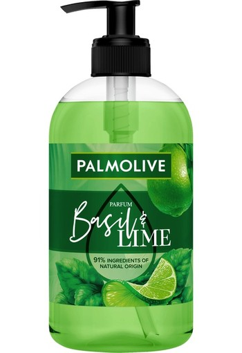 Palmolive Vloeibare Zeep Botanical Dreams Basil & Lime 500 ml