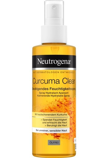 Neutrogena Curcuma Hydrating Spray 50 ml