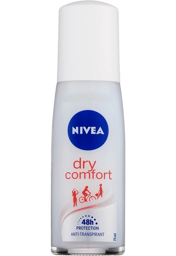 NIVEA Dry Comfort Anti-Transpirant Verstuiver 75 ML spray