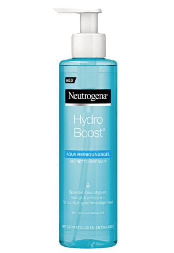 Neutrogena Hydra boost cleansing gel 200 ml