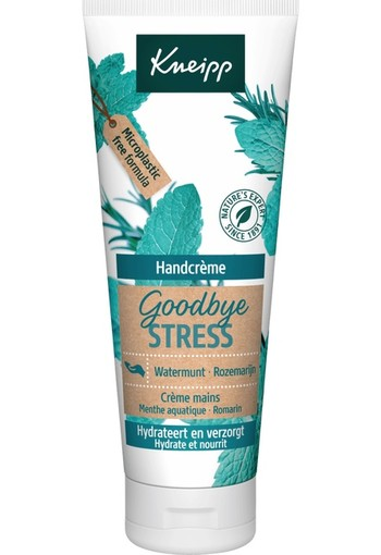 Kneipp Goodbye Stress Handcreme 75 ml