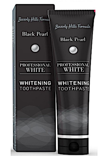 Beverly Hills Professional white black pearl whitening (100 ml)
