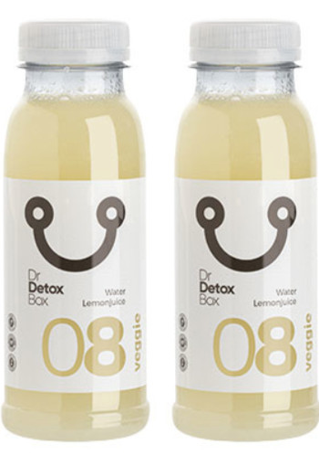 DETOX | Water Citroensap Nº8 - 6-Pack